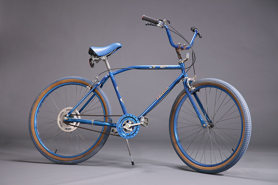Raleigh Blue Bomber de 1980