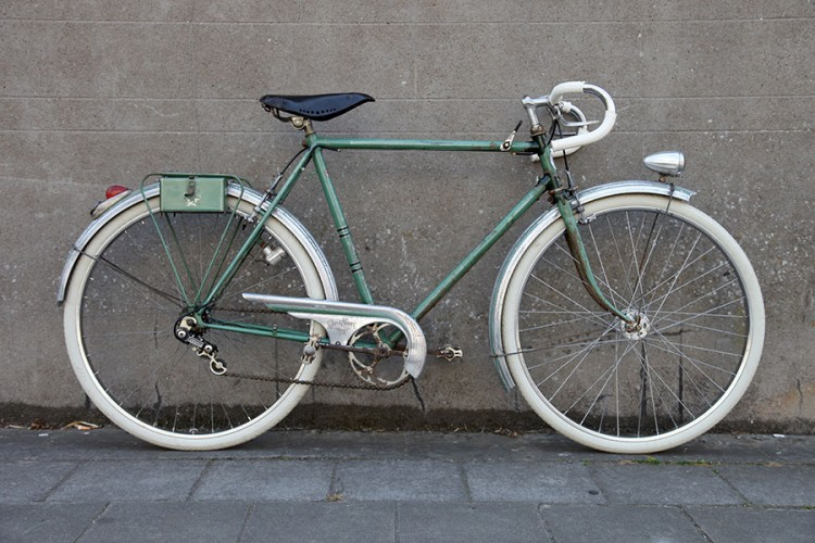 Cycles Griffon Paris années 50