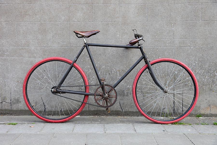 Corona, Brandenburg 1905, tumbleweedcycles, tumbleweed cycles