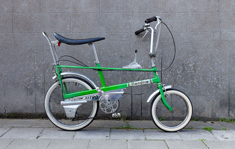 Flandria Astro années 70, tumbleweed cycles, tumbleweedcycles