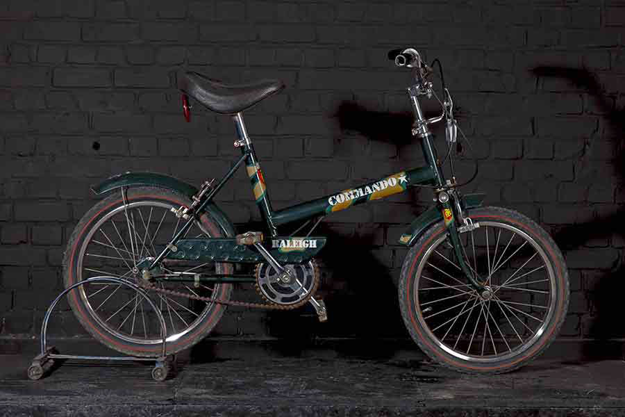 Raleigh Commando 1970's, tumbleweedcycles, tumbleweed cycles
