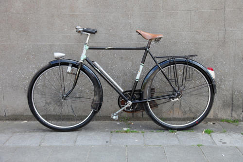 Porteur Masscho années 50, tumbleweed cycles, tumbleweedcycles