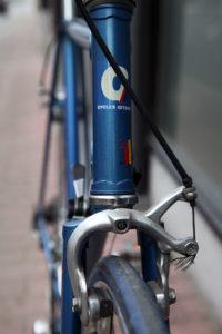 Vélo de course Gitane 102 Aerotube années 80