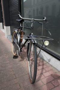 Vélo de facteur Lapierre années 80