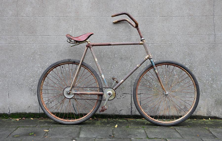 Vélo acrobatique Preisser (Allemagne) années 30