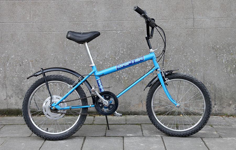 Raleigh Grifter MK2 bleu de 1980