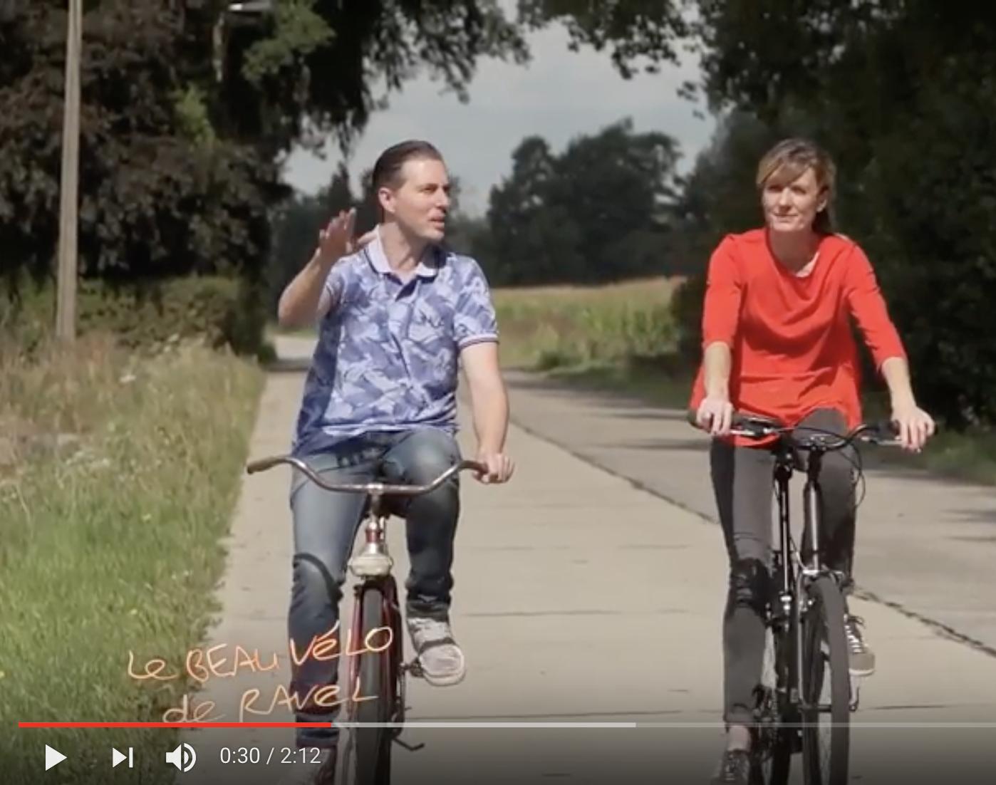 Beau Vélo de Ravel Rumes 2017, Tumbleweedcycles, tumbleweed cycles
