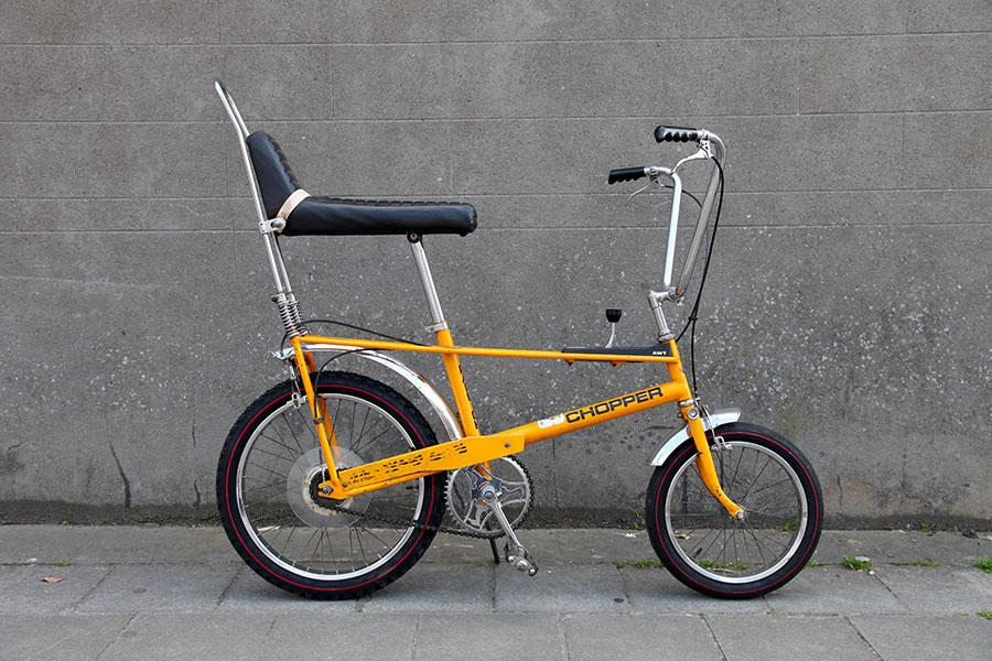 Raleigh Chopper MKI, tumbleweedcycles, tumbleweed cycles
