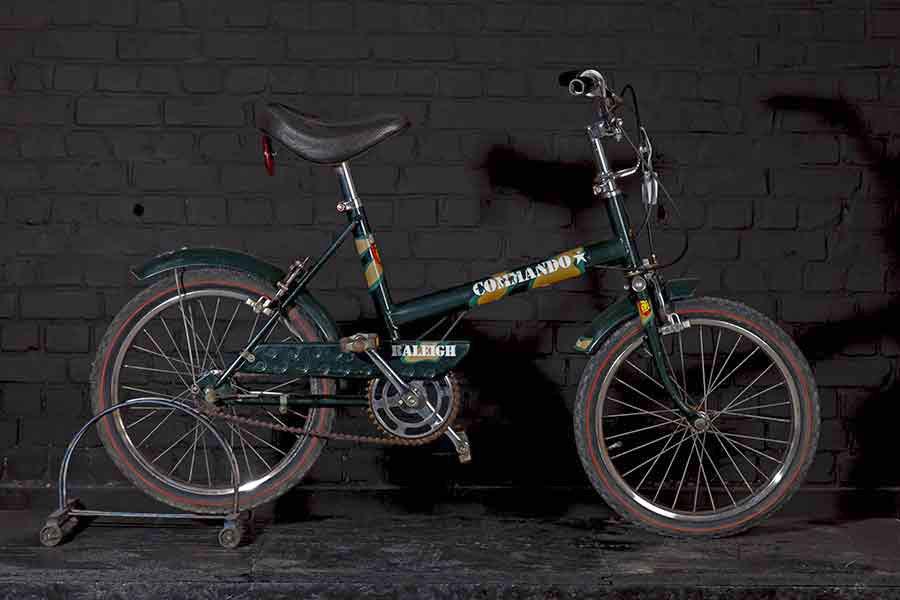 Raleigh Commando 1970's, tumbleweedcycles, tumbleweed cycles