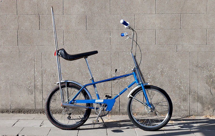 Chopper Superia années 70, Tumbleweed Cycles, tumbleweedcycles,vintage bicycle rental sale