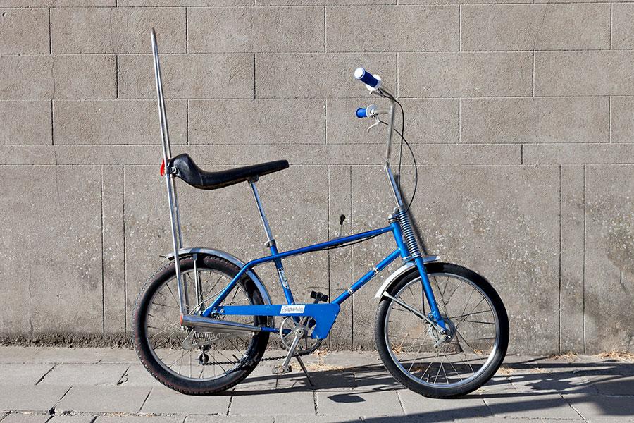 Chopper Superia années 70, Tumbleweed Cycles, tumbleweedcycles,vintage bicycle rental sale