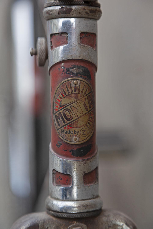 Monta 1938, kolo, bicycle, vélo, tumbleweed cycles