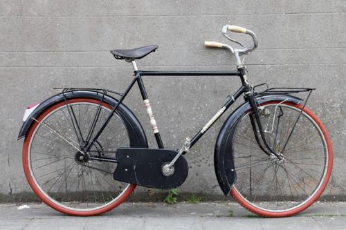 Porteur cycles Cazenave années 50