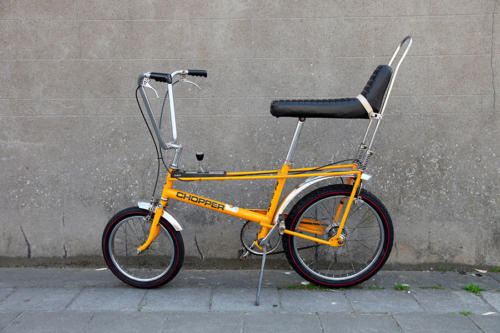 Raleigh Chopper MKI, tumbleweedcycles, tumbleweed cycles