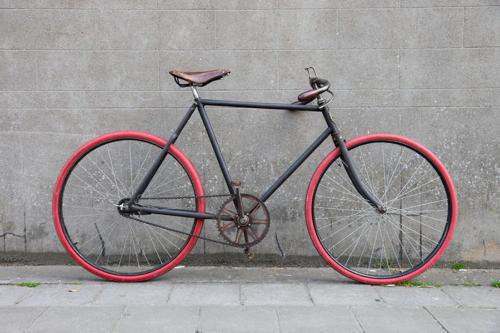 Corona, Brandenburg 1907, tumbleweedcycles, tumbleweed cycles