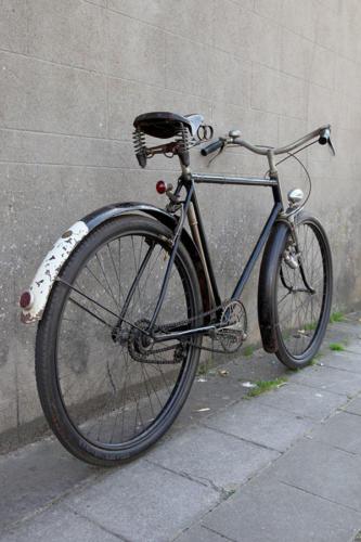 Hirondelle Rétro-directe 1930, tumbleweedcycles, tumbleweed cycles
