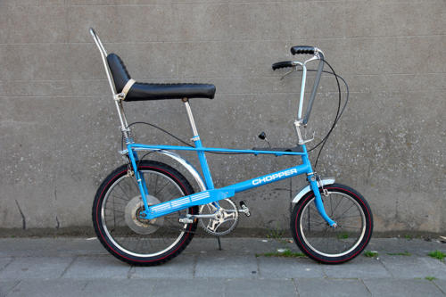 Raleigh Chopper MKI, tumbleweed cycles, tumbleweedcycles